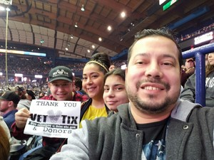 Steven attended PBR - Unleash the Beast - Sunday Performance Only on Jan 13th 2019 via VetTix