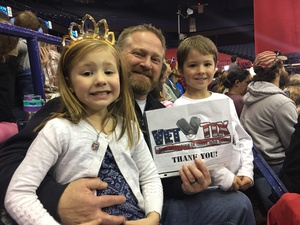 Ken attended PBR - Unleash the Beast - Sunday Performance Only on Jan 13th 2019 via VetTix