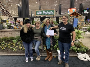 Michele attended Great Big Home + Garden Show on Feb 1st 2019 via VetTix