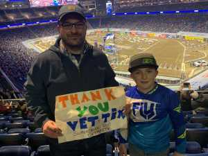 Click To Read More Feedback from Monster Energy Supercross