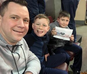 Brian attended Philadelphia Wings vs. Colorado Mammoth - National Lacrosse League on Feb 9th 2019 via VetTix