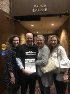 SB attended Arizona Opera Presents: Silent Night - Saturday Performance on Mar 9th 2019 via VetTix