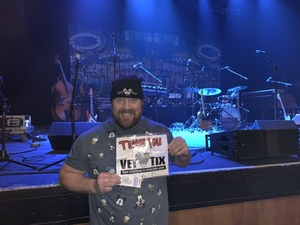 Jeremy attended Big Head Todd and the Monsters on Feb 24th 2019 via VetTix