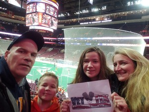 Joe attended Philadelphia Wings vs. New England Black Wolves - National Lacrosse League on Feb 16th 2019 via VetTix