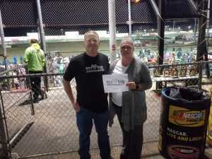 Cory attended Tucson Speedway - Grand Opening 2019 - Time Tba - * See Notes on Mar 9th 2019 via VetTix