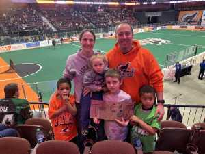 Click To Read More Feedback from New England Black Wolves vs. Colorado Mammoth - National Lacrosse League