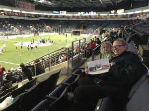 Nicholas attended Dallas Sidekicks vs. Rgv Barracudas - Indoor Soccer on Mar 2nd 2019 via VetTix