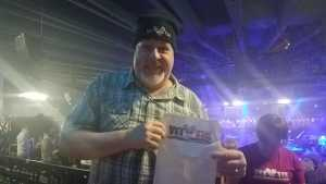ken attended One Night of Queen Tribute on Feb 28th 2019 via VetTix