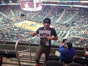 Win attended Pac-12 Men's Basketball Tournament - Session 6 on Mar 16th 2019 via VetTix
