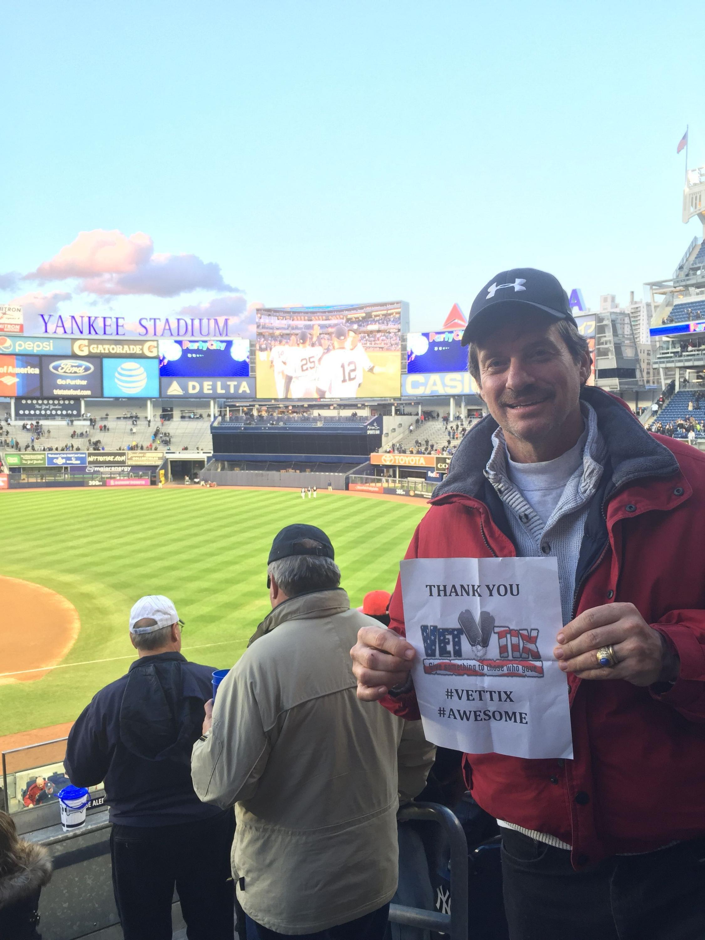 2b4e8db3d2a James attended New York Yankees vs. Houston Astros - MLB on Apr 7th 2016 via