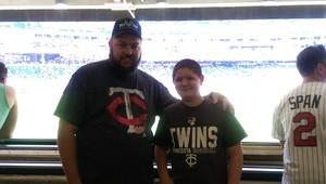 Mike attended Minnesota Twins vs. Boston Red Sox - MLB on May 6th 2017 via VetTix