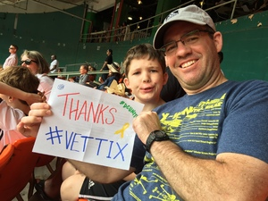 Sarah attended DC United vs. Chicago Fire - MLS - Armed Forces Day on May 20th 2017 via VetTix