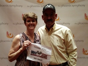 Christopher attended Big Bad Voodoo Daddy - Saturday Evening Show on Apr 15th 2017 via VetTix