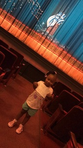 Vanha attended Snow White and the Seven Dwarfs on May 20th 2017 via VetTix
