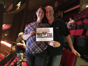 jeff attended Soul2Soul the World Tour 2017 on May 26th 2017 via VetTix