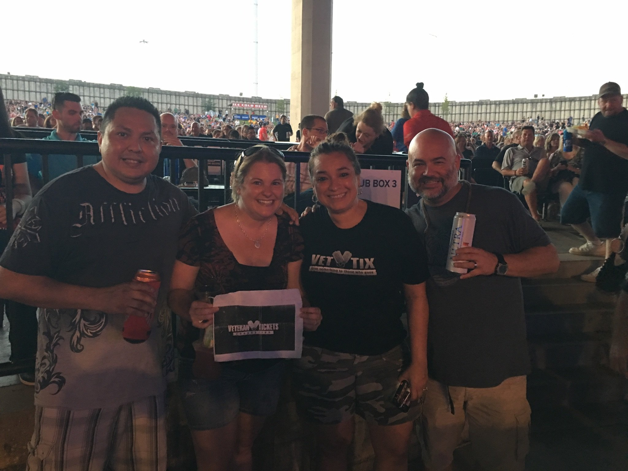 213a377c767f Leticia attended 40th Anniversary Tour - Foreigner With Cheap Trick and  Jason Bonham s Led Zeppelin Experience