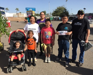 Steve attended Arizona State Fair Armed Forces Day - Tickets Are Only Good for October 20th on Oct 20th 2017 via VetTix