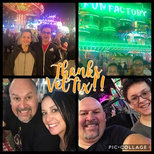matthew attended Arizona State Fair Armed Forces Day - Tickets Are Only Good for October 20th on Oct 20th 2017 via VetTix