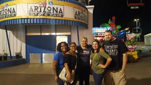 Carolyn attended Arizona State Fair Armed Forces Day - Tickets Are Only Good for October 20th on Oct 20th 2017 via VetTix