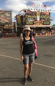 Alicia attended Arizona State Fair Armed Forces Day - Tickets Are Only Good for October 20th on Oct 20th 2017 via VetTix