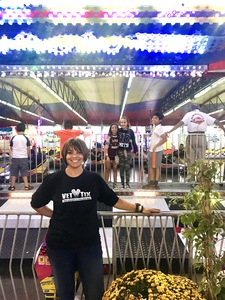 Tisa Ellsworth attended Arizona State Fair Armed Forces Day - Tickets Are Only Good for October 20th on Oct 20th 2017 via VetTix