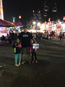 Jose attended Arizona State Fair Armed Forces Day - Tickets Are Only Good for October 20th on Oct 20th 2017 via VetTix