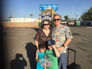 Deborah attended Arizona State Fair Armed Forces Day - Tickets Are Only Good for October 20th on Oct 20th 2017 via VetTix