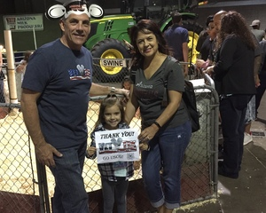 Stephen C attended Arizona State Fair Armed Forces Day - Tickets Are Only Good for October 20th on Oct 20th 2017 via VetTix