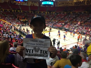 Dena attended Phoenix Mercury vs. Seattle Storm - WNBA - Playoff Game! on Sep 6th 2017 via VetTix
