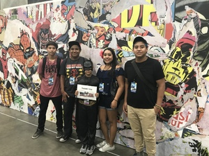 Ceci attended Stan Lee's Los Angeles Comic Con - Tickets Are Good for All 3 Days on Oct 27th 2017 via VetTix