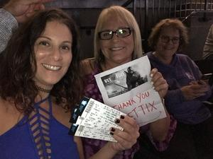 Lori attended Soul2Soul Tour With Faith Hill and Tim McGraw on Oct 27th 2017 via VetTix