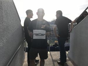 Jason attended Navy Midshipmen vs. UCF - NCAA Football on Oct 21st 2017 via VetTix