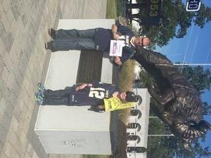 Carl attended Navy Midshipmen vs. UCF - NCAA Football on Oct 21st 2017 via VetTix