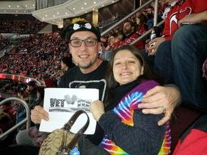 Mike attended New Jersey Devils vs. Philadelphia Flyers - NHL on Jan 13th 2018 via VetTix