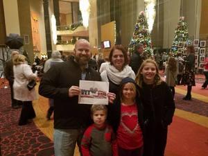 Jason attended The Nutcracker Performed by Arizona Ballet on Dec 21st 2017 via VetTix