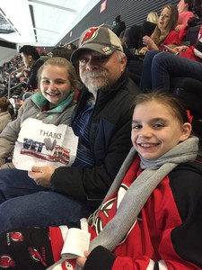 Robert attended New Jersey Devils vs. Montreal Canadians - NHL on Mar 6th 2018 via VetTix