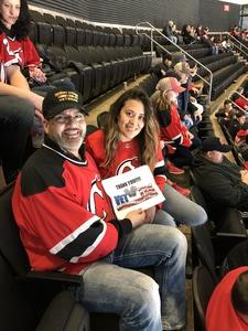 Marcos attended New Jersey Devils vs. Montreal Canadians - NHL on Mar 6th 2018 via VetTix