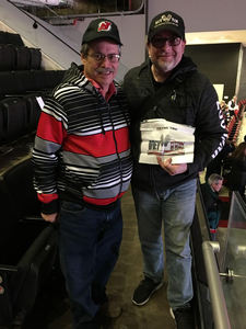 Jose attended New Jersey Devils vs. Montreal Canadians - NHL on Mar 6th 2018 via VetTix