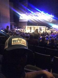 renness attended Lfa 31 - Moffett vs. Le - Live Mixed Martial Arts - Presented by Legacy Fighting Alliance on Jan 19th 2018 via VetTix