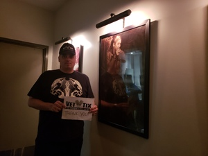 Joseph attended Sarah Tiana at House of Comedy - Friday Early Show on Apr 13th 2018 via VetTix