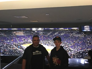 Thomas attended Phoenix Suns vs. Dallas Mavericks - NBA - Suite on Jan 31st 2018 via VetTix