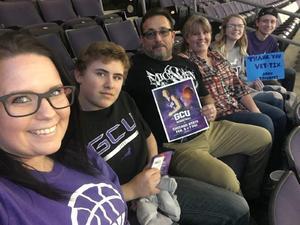 michael attended Grand Canyon University vs. Chicago State - NCAA Men's Basketball - God Bless America Night on Feb 3rd 2018 via VetTix