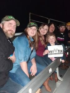 Joshua attended Miranda Lambert Livin Like Hippies Tour on Feb 1st 2018 via VetTix