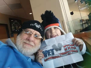Michael W. attended Kansas City Mavericks vs. Cincinnati Cyclones - ECHL on Feb 2nd 2018 via VetTix