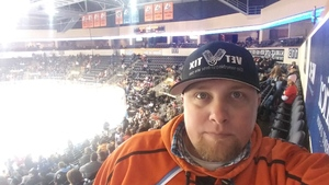 Eric attended Kansas City Mavericks vs. Cincinnati Cyclones - ECHL on Feb 2nd 2018 via VetTix