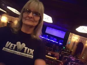 Linda Ledford attended G3: Joe Satriani, John Petrucci (dream Theater), Phil Collen (def Leppard) on Feb 12th 2018 via VetTix
