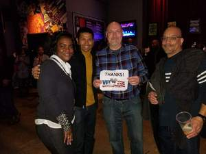 Andrew attended The Prince Experience on Feb 23rd 2018 via VetTix