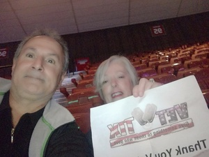 Jim Sepulveda attended The Breakers Tour Featuring Little Big Town With Kacey Musgraves and Midland on Feb 9th 2018 via VetTix