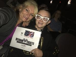 Tracy attended Catapult on Mar 5th 2018 via VetTix
