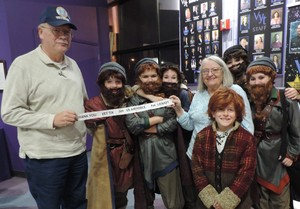 Patricia attended The Hobbit by Valley Youth Theatre - Special Military Performance on Feb 23rd 2018 via VetTix